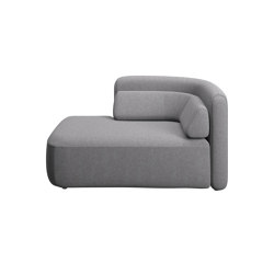 Ottawa Sofa 4502 1,5 seater open end left side | Sofas | BoConcept