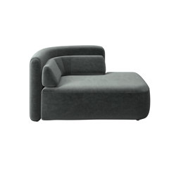 Ottawa Sofa 4503 1,5 seater open end right side | Divani | BoConcept