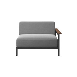 Rome Outdoor Sofa 0300 | Armchairs | BoConcept