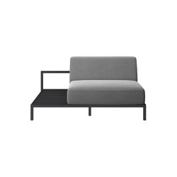 Rome Outdoor Sofa 0350 | Armchairs | BoConcept