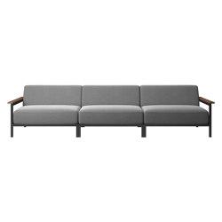 Rome Outdoor Sofa L003 | Sofas | BoConcept