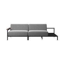 Rome Outdoor Sofa L004 | Canapés | BoConcept