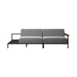Rome Outdoor Sofa L005 | Sofás | BoConcept