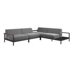 Rome Outdoor Sofa L008 | Sofas | BoConcept