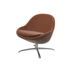 Veneto Lounge Chair 0012 with swivel function | Sillones | BoConcept