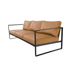 Monaco | Lounge Sofa 3 | Sofás | Röshults