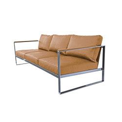 Monaco | Lounge Sofa 3 | Canapés | Röshults