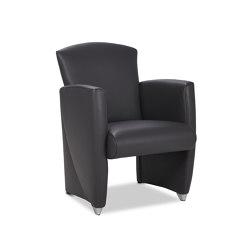 Vinci 3280 L Armchair | Poltrone | Jori