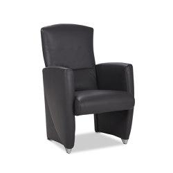 Vinci 3280 S Armchair | Poltrone | Jori