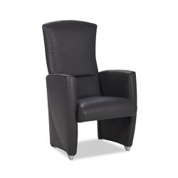 Vinci 3280 H Armchair | Poltrone | Jori