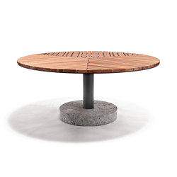 10th Beams Table | Esstische | Exteta