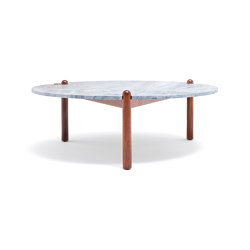 10th Caprera Round Coffee Table | Couchtische | Exteta