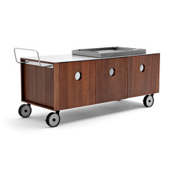 10th Roller Kitchen | Outdoor kitchens | Exteta