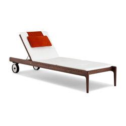 Levante Sun Lounger | Sun loungers | Exteta