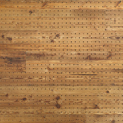 ACOUSTIC Dot Reclaimed Wood Extreme brushed | Wood panels | Admonter Holzindustrie AG