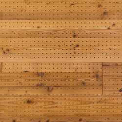 ACOUSTIC Dot Spruce Aged brushed | Wood panels | Admonter Holzindustrie AG