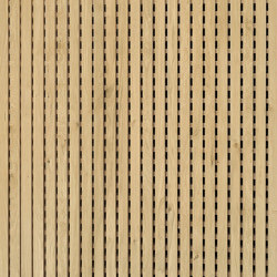 ACOUSTIC Linear Oak basic | Wood panels | Admonter Holzindustrie AG