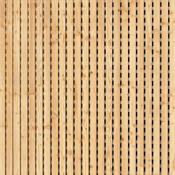 ACOUSTIC Linear Larch | Wood panels | Admonter Holzindustrie AG