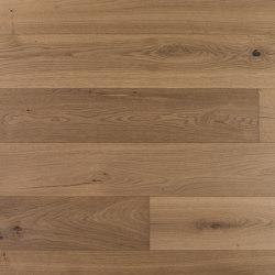 FLOORs Hardwood Oak smokenatura rustic | Wood panels | Admonter Holzindustrie AG