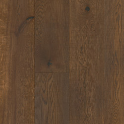 FLOORs Hardwood Oak Whisky basic | Wood panels | Admonter Holzindustrie AG