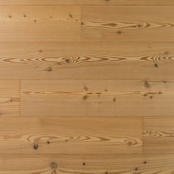 FLOORs Softwood Larch natura basic | Wood panels | Admonter Holzindustrie AG