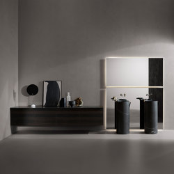Giro Collection - Set 1 | Vanity units | Inbani