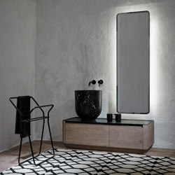 Origin Collection - Set 4 | Armarios lavabo | Inbani