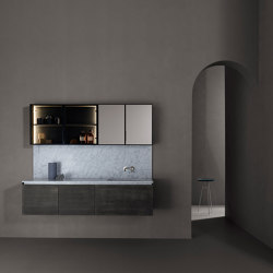 Strato Collection - Set 1 | Vanity units | Inbani