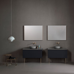 Strato Collection - Set 3 | Vanity units | Inbani