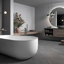 Strato Collection - Set 5 | Wash basins | Inbani