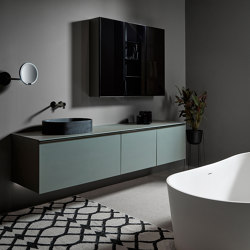 Strato Collection - Set 7 | Vanity units | Inbani