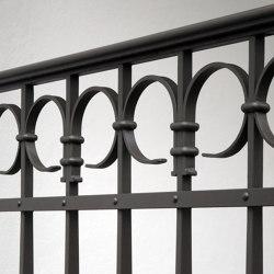 Balcony | BI | Barandillas | Bergmeister Kunstschmiede