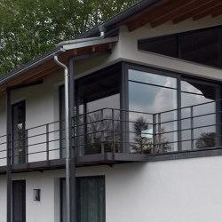 Balcony | HA | Barandillas | Bergmeister Kunstschmiede