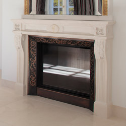 Fireplace Surrounds | FGG | Fireplace accessories | Bergmeister Kunstschmiede