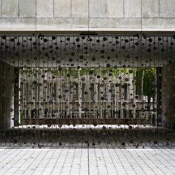 Gates | Novartis | Boundaries | Bergmeister Kunstschmiede