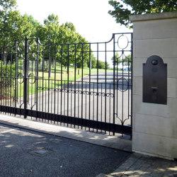 Gates | Rolls Royce | Boundaries | Bergmeister Kunstschmiede