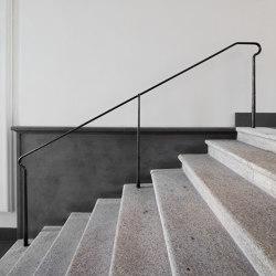 Handrail | HP37 | Handrails | Bergmeister Kunstschmiede