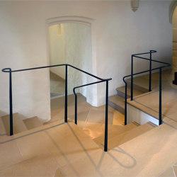 Handrail | Tölz | Corrimani | Bergmeister Kunstschmiede
