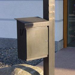 Mailbox | BA | Mailboxes | Bergmeister Kunstschmiede
