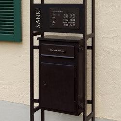 Mailbox | Margaret | Mailboxes | Bergmeister Kunstschmiede