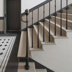 Stair Railing | GP37 | Rampes d'escalier / Balustrades | Bergmeister Kunstschmiede