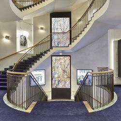 Stair Railing | Hirmer | Balustrades | Bergmeister Kunstschmiede