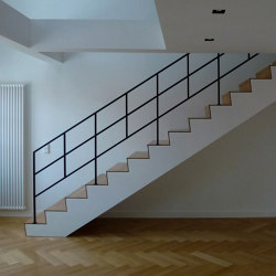 Stair Railing | Mercator | Stair railings | Bergmeister Kunstschmiede