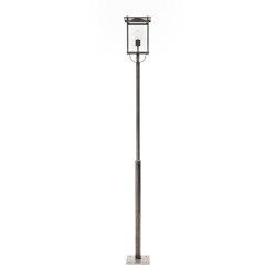 Standing Lights | Linus S I | Lampade outdoor piantane | Bergmeister Kunstschmiede