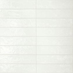 Regoli | Bianco Glossy | Keramik Fliesen | Marca Corona