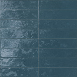 Regoli | Blu Glossy | Keramik Fliesen | Marca Corona
