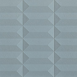 Soul Bay | Watery Blue Form | Ceramic panels | Marca Corona