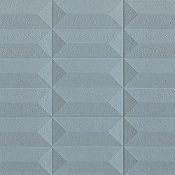 Soul Bay | Watery Blue Form | Ceramic tiles | Marca Corona