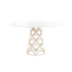 Dalmatia mesa comedor redonda | Dining tables | Point