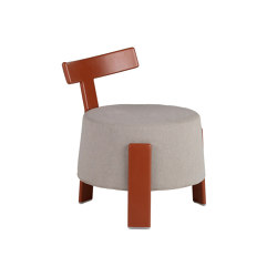 T armchair | Poltrone | Point